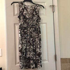 Medium Motherhood floral maternity dress